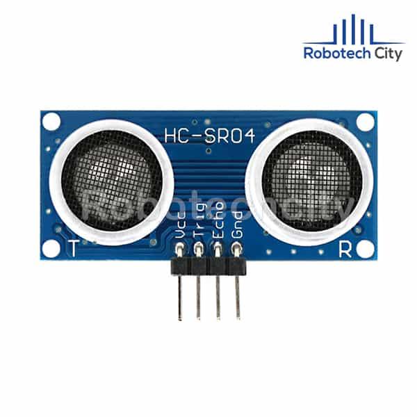 sonar sensor hc04