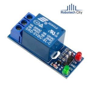 single channel relay module