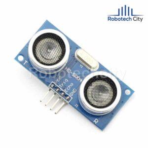 ultrasonic sensor hc04 module